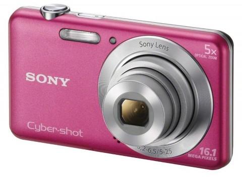 Sony Cyber-shot W710 pink