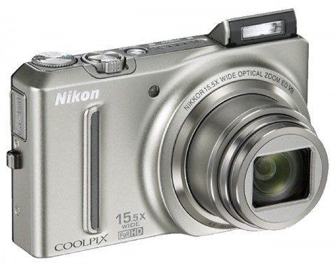 The Coolpix S9050 from Nikon
