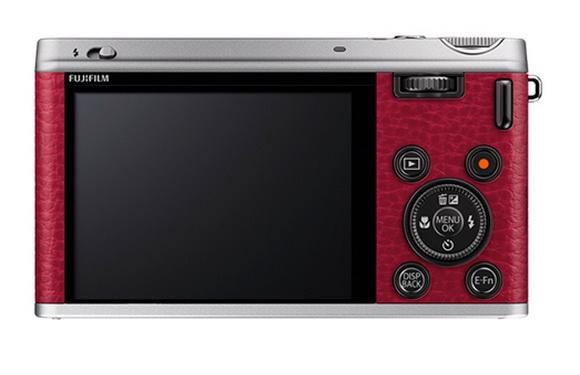 The Fujifilm XF1