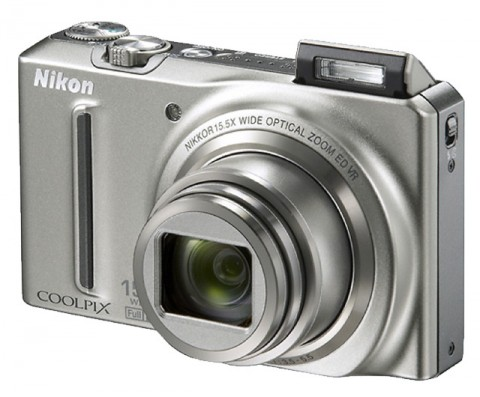 Nikon Coolpix S9050 image