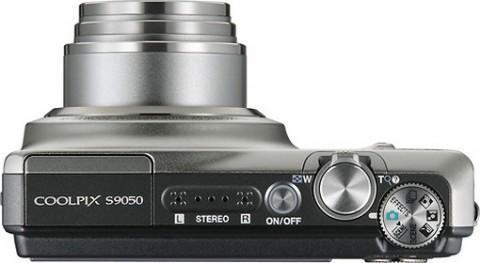Nikon S9050 controls details