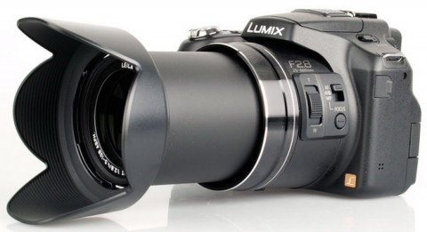 Panasonic FZ200 superzoom camera
