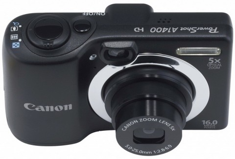 Canon A1400 image