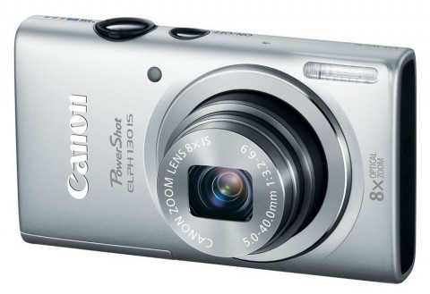 Canon ELPH 130 IS named IXUS 140 in Europe