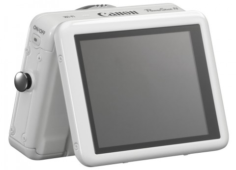 Canon PowerShot N white