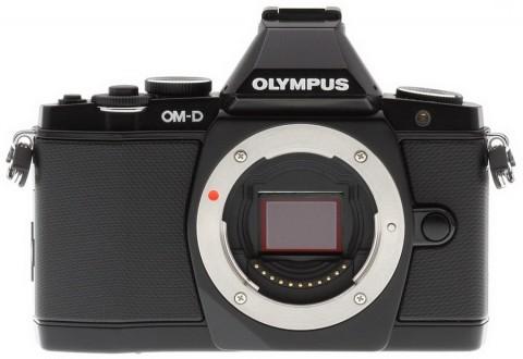 E-M5 Olympus body picture