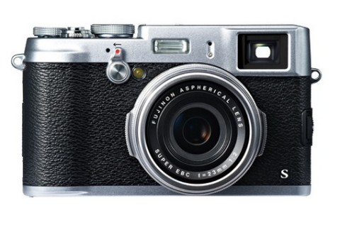 The new X100S from Fujifilm