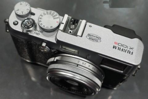 Fujifilm X100S buttons