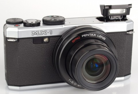Pentax MX-1 photo