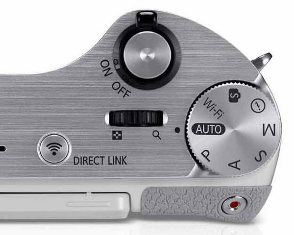NX300 detail controls