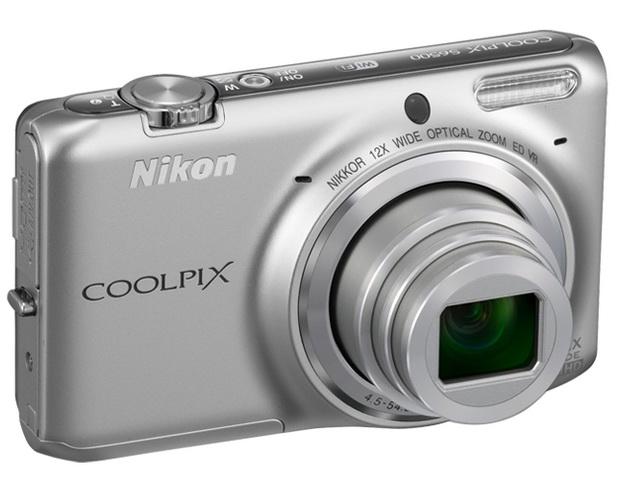 Nikon S6500 photo image
