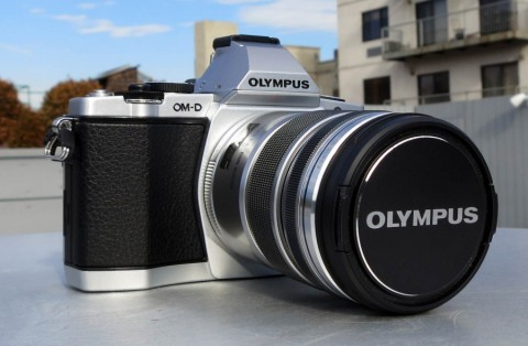 OM-D E-M5 from Olympus