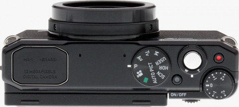 The MX-1's controls