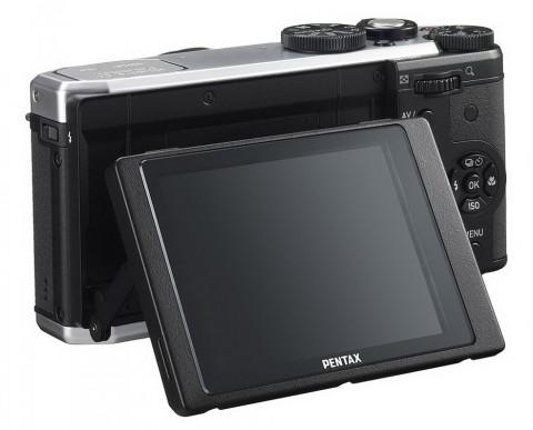 Pentax MX-1 tilt LCD