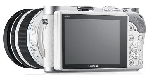 Samsung NX300 foto