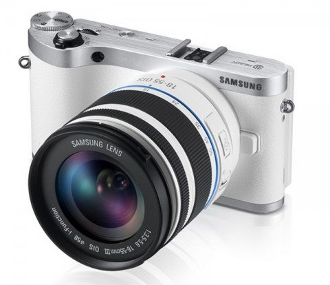 Samsung NX300 white