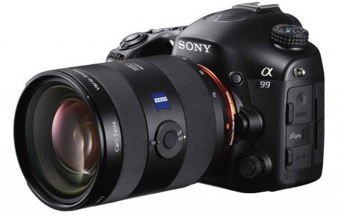 Sony Alpha a99 premium SLT camera