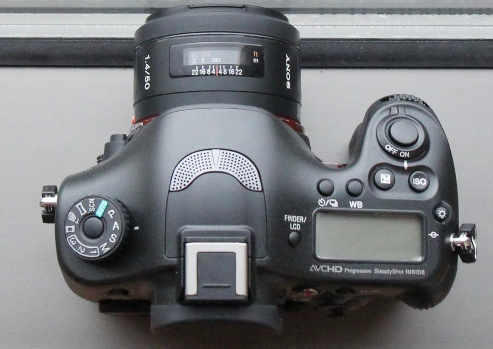 Sony Aplha a99 image