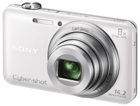 Sony Cyber-shot WX80 point-and-shoot camera