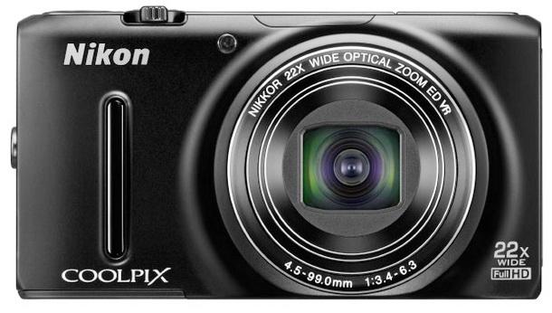 a photo of Nikon S9500