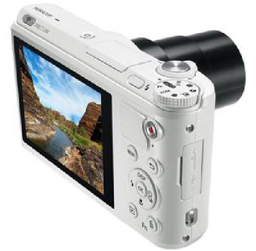 Samsung WB800 white