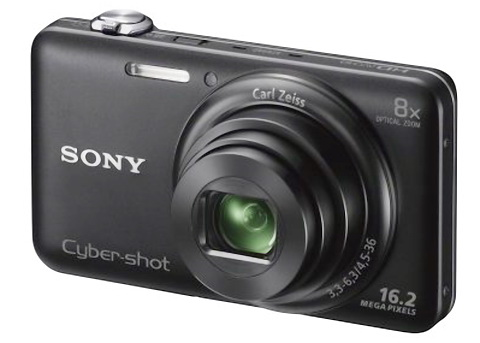 Sony Cyber-shot WX80 compact camera