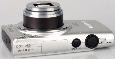 Canon ELPH 330 HS with 10x optical zoom