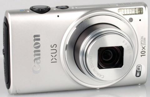 Canon Ixus 255 HS compact camera