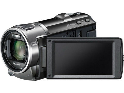 The Panasonic HC-V700M camcoredr