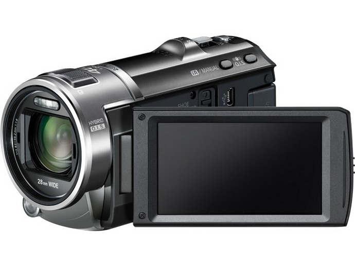 The Panasonic HC-V700M camcoredr