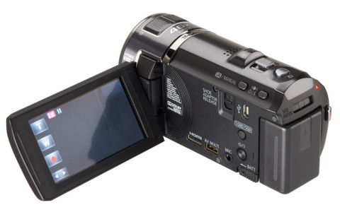 The HC-V700M camcorder