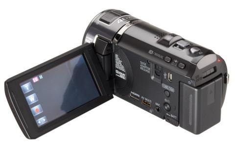 The HC-V700M camcorder