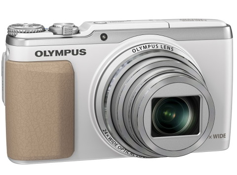 The SH-50 iHS premium compact camera from Olympus