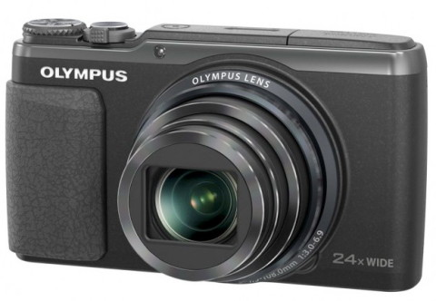 Olympus SH 50 iHS black photo