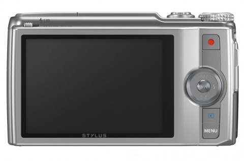 "The 3.0"" LCD of Olympus SH-50 iHS"
