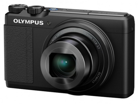 The  Olympus Stylus XZ-10 premium compact camera