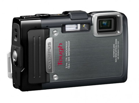 The Olympus TG-830 iHS rugged camera
