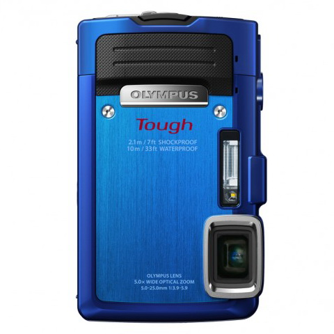 Olympus TG-830 iHS water-proof, shock-proof and crush-proof camera