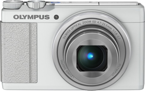 Olympus Stylus XZ-10 in white