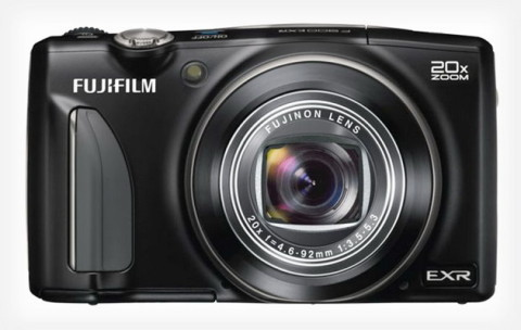 The Fujifilm FinePix F900EXR
