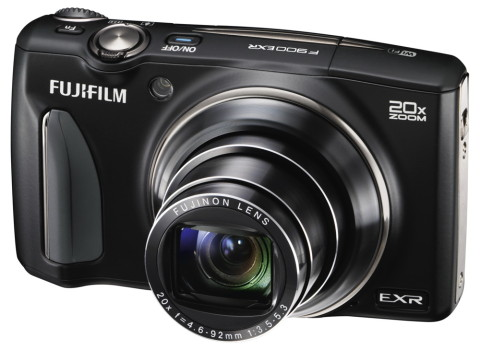 Fuji F900EXR with Fujinon 20x optical zoom lens