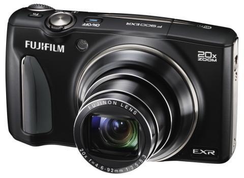 Fuji F900EXR with Fujinon 20x optical zoom lens