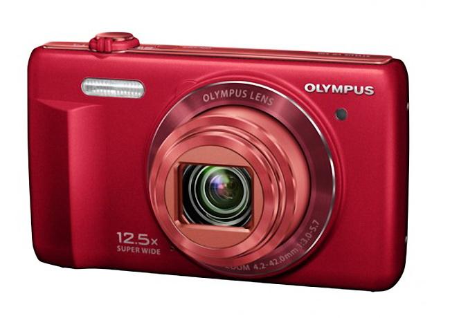 Olympus VR-370 red