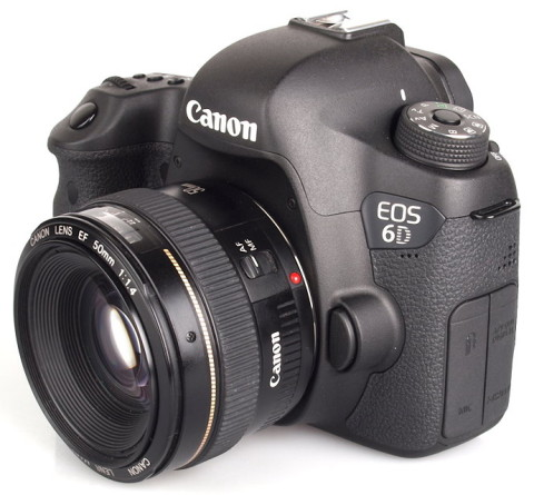 Canon EOS 6D official image