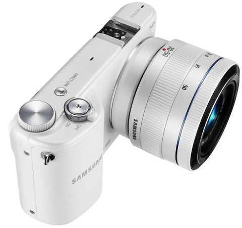 Samsung NX2000 Smart digital Camera