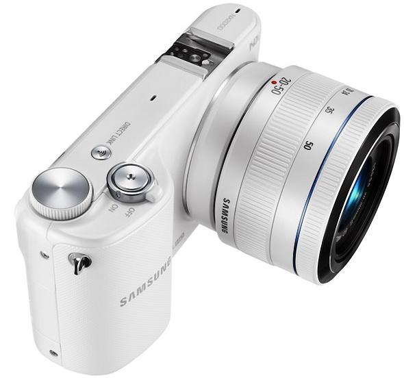 Samsung NX2000 Smart digital Camera