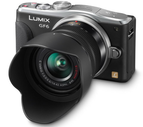 Lumix GF6 photo