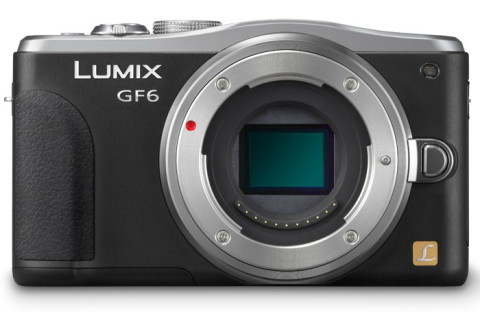 Panasonic GF6 body