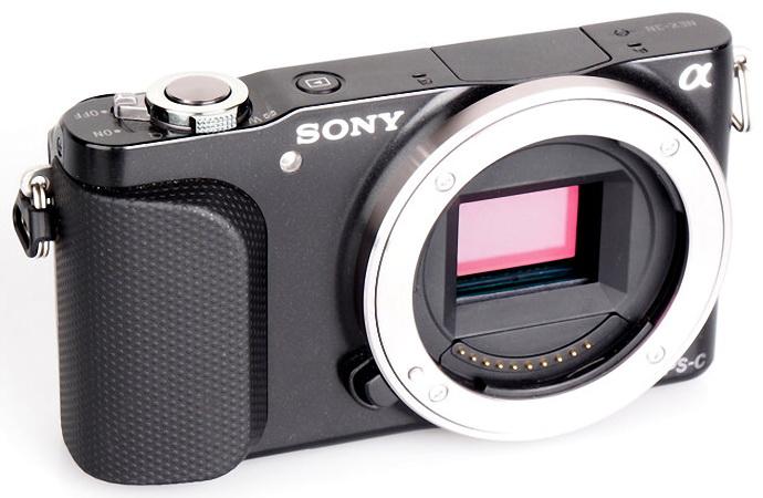 Sony Nex-3N body image