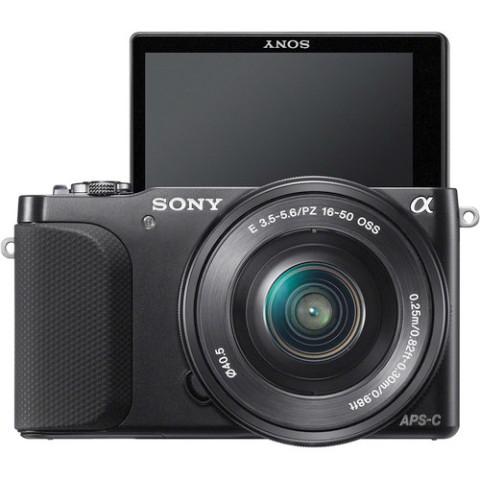 Sony Alpha NEX-3N photo